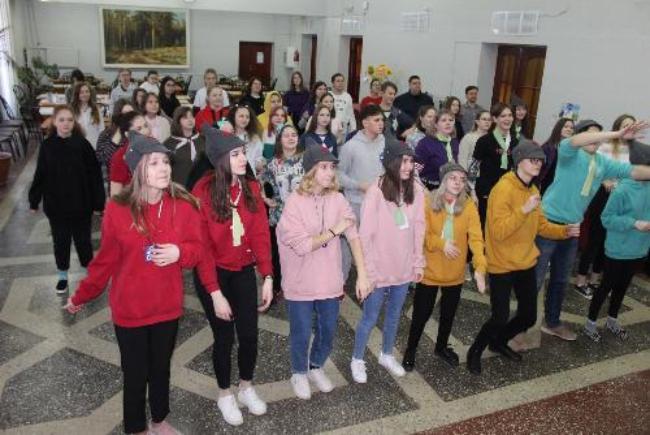 """Коммунарские сборы """"Зимники"""""""
